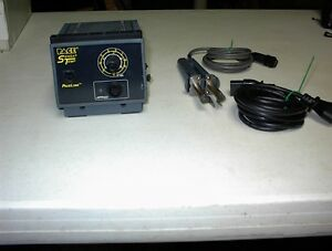 Pace Sensa Temp Pps 15a Soldering Station And Sensa Temp Ii Thermo Tweez
