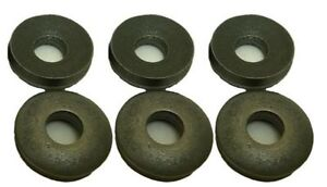 New Set 6 Ford 300 Bronco F150 F250 Exhaust Manifold Mount Washers 81 86 Emw300