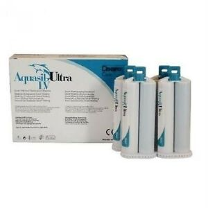 Dentsply Aquasil Ultra Lv teal Regular Set Vps Impression