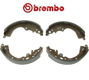 For Toyota Sienna Tacoma 2003 2014 Rear Disc Brake Shoes Set Brembo S83559n