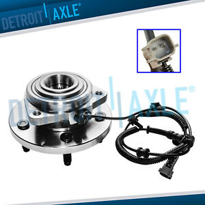 Front Wheel Bearing Hub 2005 2006 2007 2008 2009 2010 Jeep Grand Cherokee