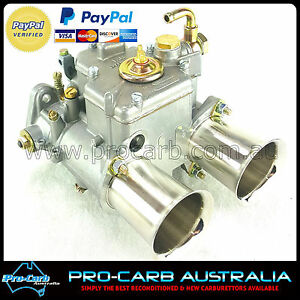 45 Dcoe Carburetor Replaces Weber Dcoe