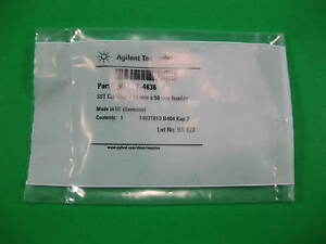 Agilent Sst Capillary 0 12mm X 50mm Flexible 5067 4636 New