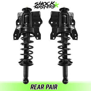 Quick Complete Strut Assemblies With Mounts Rear Pair For 2000 05 Hyundai Sonata