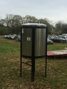 290 Gallon Food Grade Stainless Steel Tanks use To Make Beer moonshine wine ect