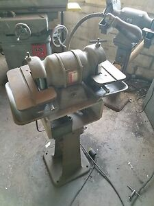Baldor Tool Grinder With Stand Type 153m 3450 Rpm
