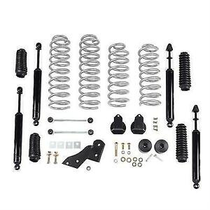 Rubicon Express 2 5 Lift Kit Re7141t 07 18 For Jeep Wrangler 4 Door Unlimited