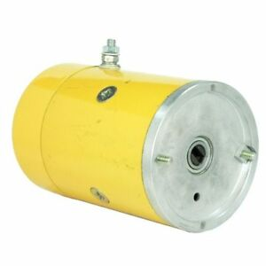 New 12v Meyer Snow Plow Motor For E57 And E60 Pumps 82 7852 Amt0351 Pr2 0059n
