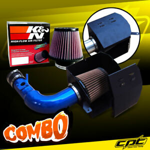 13 18 Scion Frs Brz 2 0l 4cyl Blue Cold Air Intake K N Air Filter