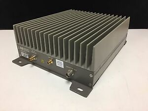 Hp Agilent 83020a 2 26 5 Ghz Microwave System Power Amplifier Calibrated 371