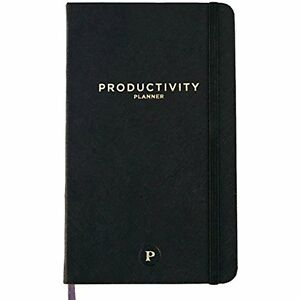 Productivity Planner Daily Planner Non Dated