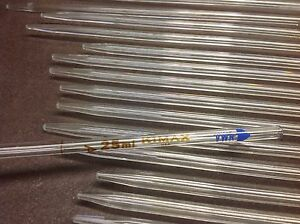 3 New Vwr Kimax Volumetric Pipette 25ml Class A Reusable Color Coded Oem 69