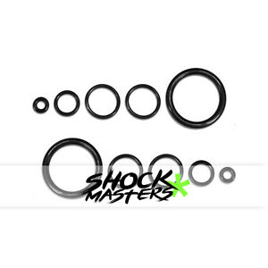 Rubber O Ring Seal Kit For Air Suspension Solenoids 1993 1998 Lincoln Mark Viii