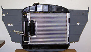 55 56 57 Chevrolet Bel Air Nomad Townsman Ac Condenser W drier Paypal Accepted