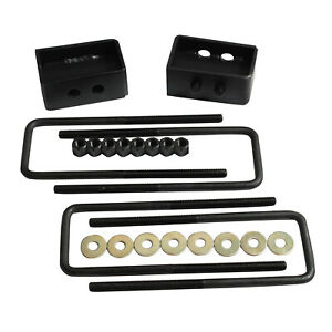 2 Inch Rear Leveling Lift Kit For 2004 2017 Ford F150 2wd 4wd
