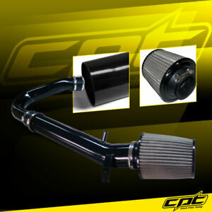 For 11 20 Dodge Charger challenger 3 6l Black Cold Air Intake Stainless Filter