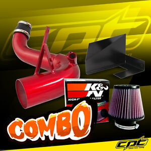 For 11 14 Optima Turbo 2 0l 4cyl Red Cold Air Intake K N Air Filter