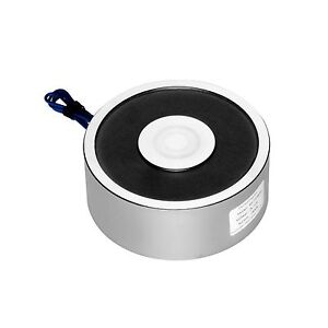Uxcell 12v Dc 1800n Electric Lifting Magnet Electromagnet Solenoid Lift Holding