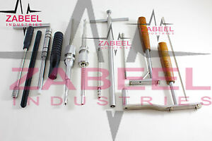 Dhs dcs Plate Stainless Steel Orthopedic Instruments Set Zabeelind