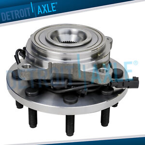 Front Wheel Hub Bearing Assembly For 4x4 8 Lug 2012 2013 Ram 2500 3500