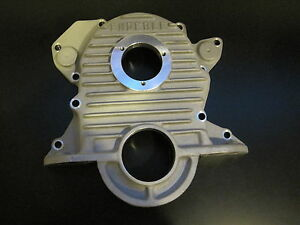 New Enderle Timing Cover Supercharger Ford Sbf Dragster 289 302 Mustang