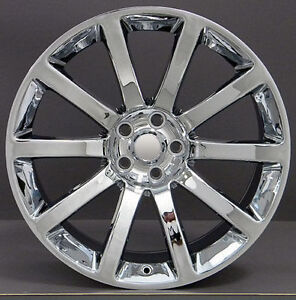 20x9 Chrysler 300c Srt8 Charger Magnum Challenger Wheels Rims Set 4 Mopar Dodge