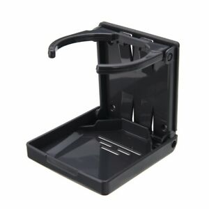 Adjustable Folding Cup Drink Bottle Holder Stand Mount Fit For Car Boat Rv Van