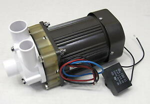 Pump Motor Assembly For Hoshizaki Ice Machine S 0730 Km 1300s