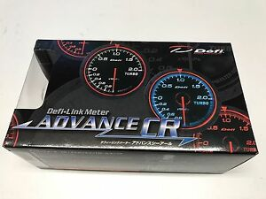 Defi Df09301 Gauge Advance Cr Exhaust Temperature New 1 3 Day Shipping