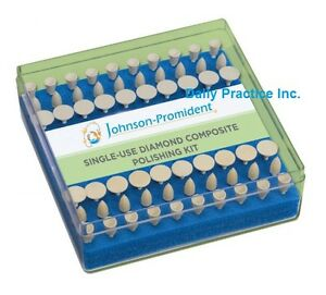 Johnson promident Single use Diamond Composite Polishing Kit Enhance Pogo Type