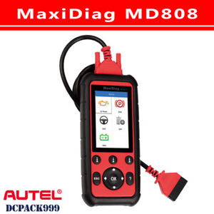 Autel Maxidas Md808 Diagnostic Scanner All System Key Coding Better Than Ds708