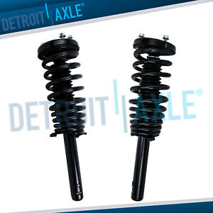 1998 1999 2000 2001 2002 Honda Accord 01 03 Acura Cl 99 03 Tl Front Strut Pair