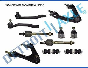 New 10pc Complete Front Suspension Kit For 1995 1996 1997 1998 Honda Odyssey