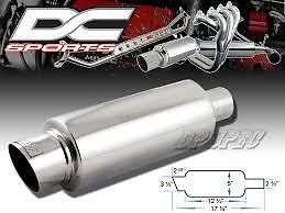 Dc Sports Performance Muffler