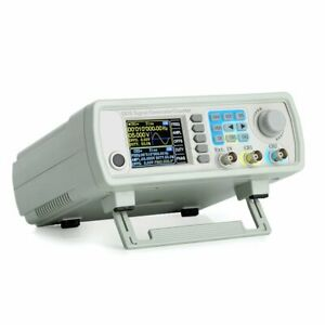Upgrade 0 60mhz Dds Dual channel Signal Generator Source Frequency Meter Counter