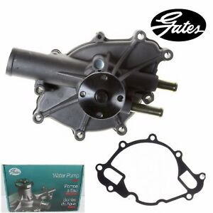 Gates Engine Water Pump For Ford F 150 Lightning V8 5 8l High Performance 1995