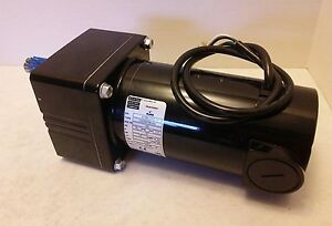 New Bodine Electric Company Dc Gear Motor 130v 33a5bepm w4