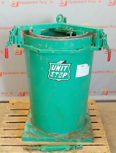 Unit Step Unitstep Steel Concrete Cement Form Mold
