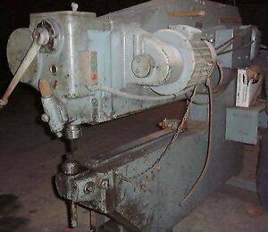 Pullmax P9 3 8in x 48 Nibbler Shear W Tools Unused For 20 Years