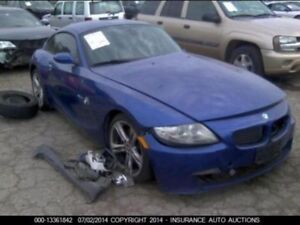 Engine 3 0l Si Model 255hp Manual Transmission Fits 07 08 Bmw Z4 716254