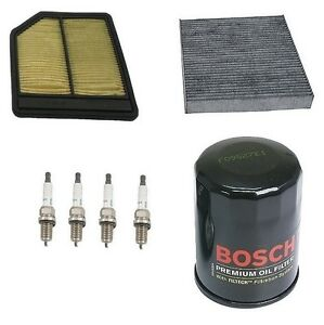 For Honda Civic Gx Kit Air Bosch Oil Oe Supplier Cabin Air Filters Denso Plugs