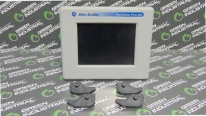 Used Allen Bradley 2711pc t6c20d Panelview Plus Compact 600 Operator Interface