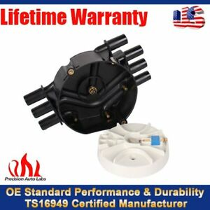 D328a Dr2030 Distributor Cap And Rotor Kit For Chevy Gmc Cap Rotor Kit V6 4 3l