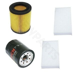 For Honda Cr v 02 06 2 4 Tune Up Kit Opparts Air Cabin Air Bosch Oil Filters
