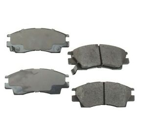 For Mitsubishi Galant Sigma Front Disc Brake Pad Opparts Semi Met D 8475 Osm