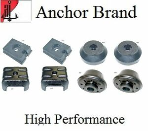 8 Pcs Motor Transmission Mount Kit For Ford F 250 Pickup 272 Engine 1956 1958