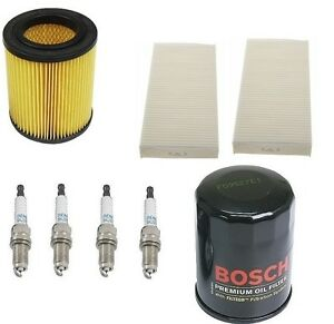 For Honda Civic 03 05 Kit Cabin Air Opparts Air Bosch Oil Filters Denso Plugs