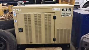 25 Kw Eaton Eaton Generator Natural Gas Or Propane