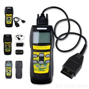 Obd2 Professional Universal Car Diagnostic Scanner Tool Snap On Automobiles Part