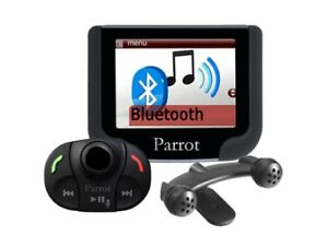 Mito Parrot Bluetooth Hands Free Kit W Wireless Remote Color 2 4 Tft Mki9200